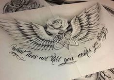 Willkommen in der welt der tattoo is under construction Forearm Sleeve Tattoos, Back Tattoos, Leg Tattoos, Body Art Tattoos, Mens Neck Tattoos, Wolf Tattoos, Celtic Tattoos, Animal Tattoos, Arabic Tattoos