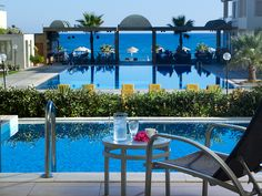 Imperial Room with Private Pool Chania Double Room, Double Beds, Beach Accommodation, Outdoor Pool, Outdoor Decor, Pool Towels, Private Pool, Luxury Interior, Landscape Architecture
