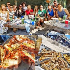 Rad day at Bryan's 30th celebration  #picoftheday #seafood #friends #beach #foodie