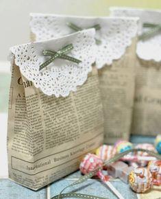 De beaux emballages pour les cadeaux (tutos inside)
