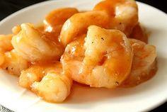 HCG Diet Phase 2 Sweet and Sour Shrimp #hcg #hcgdiet