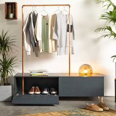 Obi, Basement Bedrooms, Couture, Home And Living, Room Inspiration, Wardrobe Rack, Diys, Sweet Home, Create