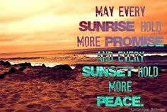 Typography Print  Quote Print  Beach Sunset by CollectionBoheme, $18.00 #sunset #sunrise #quotes