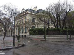 Palacio de los duques de Santo Mauro, Madrid