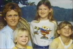 diane downs guilty of shooting her 3 children Danny Christie and Cheryl. Cheryl would later die Diane had reported a stranger had shot the children but her daughter Christie would seal her mothers fate.