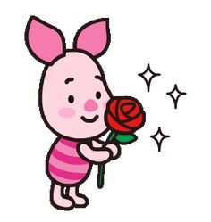 LINE Official Stickers - Heartwarming Winnie the Pooh Example with GIF Animation Disney Drawings, Cute Drawings, Gifs, Winnie The Pooh Gif, Gif Lindos, Cute Disney Pictures, Tweety, Cartoon Stickers, Dibujos Cute