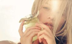 Sun-Kissed Perfume Campaigns - The Camille Rowe for Chloe the Fragance Ads are Feminine and Cute