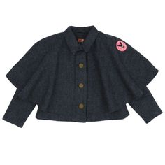 Whistle Stop - Nightfall Girls Jacket Coat
