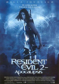 Resident Evil 2 - Apocalipsis