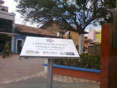 """Chignahuapan declarado """"Pueblo Mágico"""" el 30 de Octubre de 2012."""