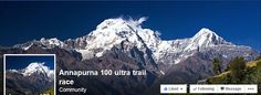 The Annapurna 100 is destined to be one of the world's fine trail running races. It's got hills, forests, great views of an enormous 8000m peak, Hindu and Buddhist culture, and is probably the only ultra race where you get a tikka on your forehead at 50 km and a garland of flowers around your neck. It's Nepal's original ultra-marathon and it's on 1st March 2014