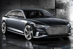 Le nouveau Prologue Concept Audi Avant