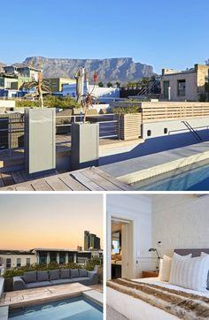 Met 'n idilliese uitsig op Tafelberg en perfekte someraande, is 147 Waterkant net waar jy moet wees om jou naweek reg te begin! #VrolikeVrydag #Moederstad #Kaapstad #Tafelberg #LekkeSlaap