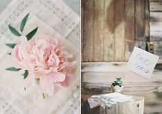 Coastal Maine Wedding | Photo by Jen Huang | Read more - http://www.100layercake.com/blog/?p=78140