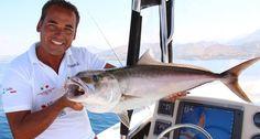 Garmin® nuovo testimonial Antonello Salvi campione del mondo di pesca