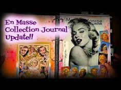 En Masse Collection Journal Update!! - YouTube