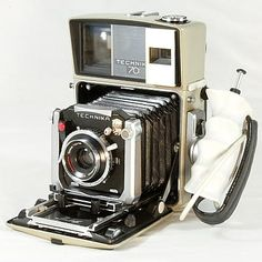 Linhof Technika 70 - Antique and Vintage Cameras