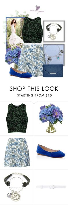 """Ladybugfeet Jewelry"" by sierraday ❤ liked on Polyvore featuring Opening Ceremony, Diane James, Pilot, Sam Edelman, Oscar de la Renta and Style & Co."