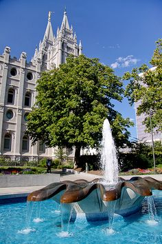 temple square. - http://www.everythingmormon.com/temple-square-3/  #mormonproducts #LDS #mormonlife