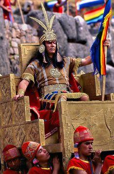 Cusco, Peru - Inti Raymi Festival   by Sergio Pessolano.  http://blog.favoroute.com/holidays-around-the-world/