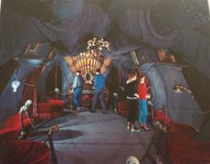 20,000 Leagues Under the Sea  This exhibit paid homage to the Disney…
