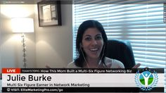 How this stay-at-home mom of two built a network marketing downline of over 9,000 people with social media.