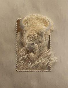 Buffalo • by Calvin Nicholls