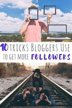 10 Things Bloggers Do To Get More Followers - learn from my mistakes with these…