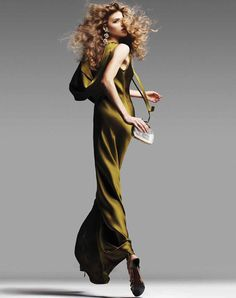 Marie Claire - Hair by Daren Borthwick