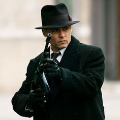 Enemigos publicos (John Dillinger)