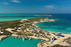 Norwegian Destination Great Stirrup Cay - Aerial 3