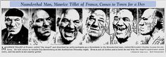 The French Angel Wrestler, Maurice Tillet, Death Masks, and how he inspired Shrek Angel In French, Many Faces, Shrek, Masks, Death, Photos, Faces, Pictures, Face Masks