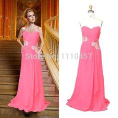 Evening Dresses Free Shipping 2014 Laberry New Sweetheart Elegant Beading Long Evening Dress,