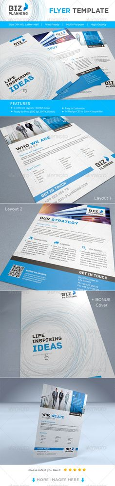 Corporate Flyer / AD Template…
