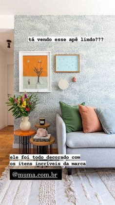 Eclectic Living Room, Boho Living Room, Small Living Rooms, Home Living, Living Room Modern, Living Room Interior, Living Room Decor, Paint Colors For Living Room, Room Wall Decor