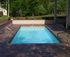 Kit Gulfstream 11 x 23 Fiberglass Pool by Alaglas Pools in New Jersey
