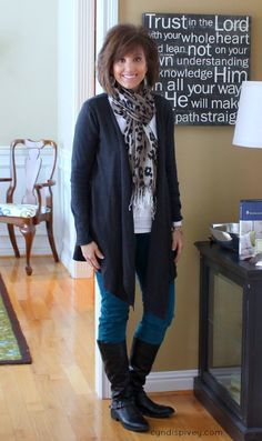 casual chic styles for women over 50 - Google Search