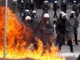 Spiegel (English) Riot Police, Civil Disobedience, News Sites, Greece, History, Photography, Painting, Austerity, Athens
