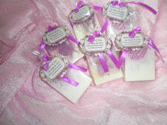 Jabón natural detalle de boda, elaborado y personalizado en exclusiva para el enlace de Roberto y Ana