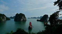 The beautiful Halong Bay, Vietnam | Luxury Travel Vietnam
