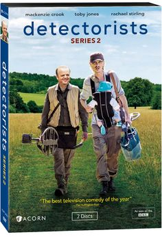 """The quirky members of the Danebury Metal Detectors Club  return for more bickering and treasure-hunting. Andy  (Mackenzie Crook, Pirates of the Caribbean, Game of  Thrones) is still unemployed and Lance (Toby Jones, The Hunger Games, Captain America)  is still unlucky in love. This BAFTA-winning Britcom is  """"one of the loveliest, most inventive things on TV""""  (Daily Mail). 7episodes, 2DVDs, SDH."""