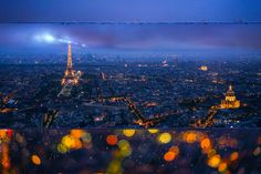a lighthouse in Paris by tomapaul on 500px