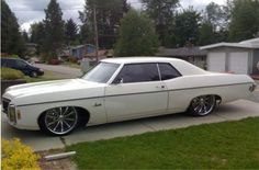 1969 Chevrolet Impala My first car, it was gold with a black rag top roof, Daddy bought it for $100.00 fun...