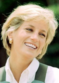Princess Diana....she really was, one of a kind.