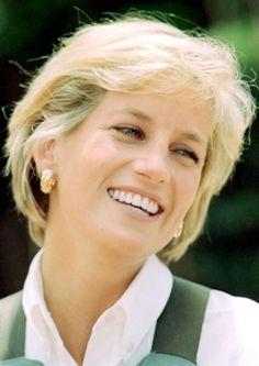 Princess Diana....she really was, one of a kind.