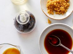 Sauce Recipes, Real Food Recipes, Cooking Recipes, Rhubarb Sauce, Blueberry Syrup, Stone Fruit, Teriyaki Sauce, Spice Mixes, Sweet And Salty
