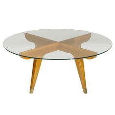 coffee table by Gio Ponti | From a unique collection of antique and modern coffee and cocktail tables at http://www.1stdibs.com/furniture/tables/coffee-tables-cocktail-tables/