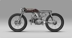 Bandit9 Motorcycle Design's Bishop Concept Offers Minimalist Luxury, Maximum Exclusivity  ... see more at InventorSpot.com