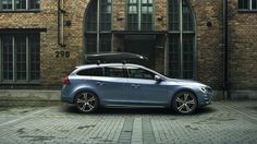 2016 Volvo V60 - Sports Wagon | Volvo Cars