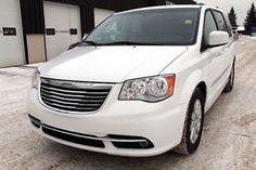 2014 Chrysler Town & Country Touring Minivan - EASY APPROVAL!!! Edmonton Edmonton Area image 1